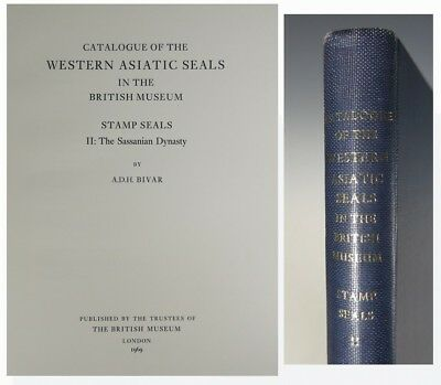 Catalogue of the Western Asiatic seals in the British Museum. Stamp seals II.
