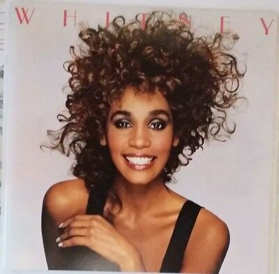 WHITNEY HOUSTON Momenth of Truth Tour 1988  Official Programme BRAND NEW