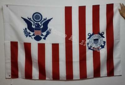 USA Coast Guard Ensign Flag hot sell goods 3X5FT