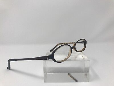 STEVE MADDEN EYEGLASS Brown Crystal Round Unmarked Used (WRE-08 ...
