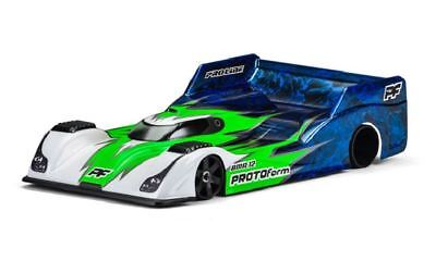 Proline Racing - BMR-12 Light Weight Clear Body for 1:12 On-Road Cars