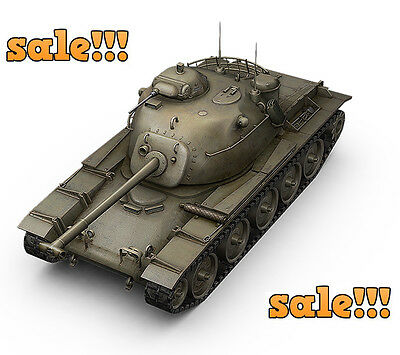 One week left to get T95E2 WOT for 9-12 days.