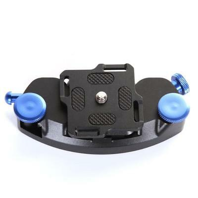 Belt Strap Quick Release Mount Buckle Hanger Clip Adapter For DSLR Camera