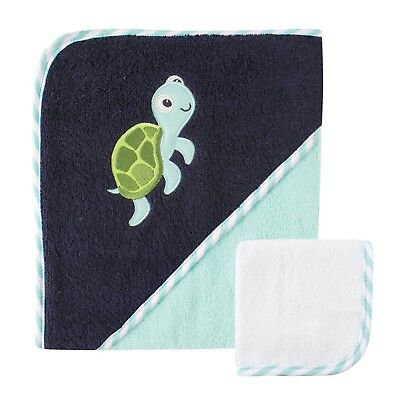 cute Baby Hooded Bath Wrap thin Towel Soft shower gift For Baby Boy Girl Turtle