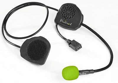 Twiins D3 Hands-Free Bluetooth Communication System Motorcycle