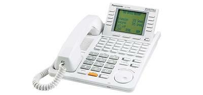Fully Refurbished Panasonic KX-T7456 Digital Telephone (White)