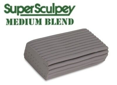 Super Sculpey Medium Blend 1/2 lb
