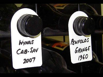 Wine Bottle Neck Tags - 100 Tag Pack