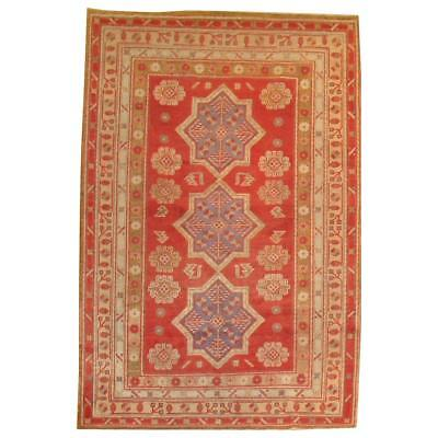 Attractive Antique Khotan Rug - 5'5'' X 8'4''