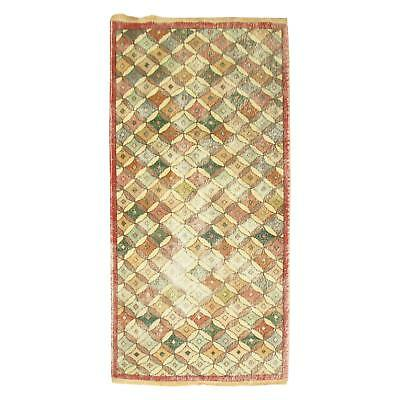 Cute Turkish Deco Rug - 3'10'' X 7'3''