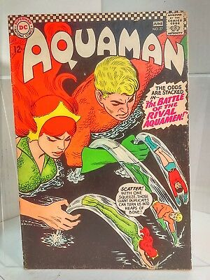 Aquaman #27 (1962) 5.0 VG/FN Haney/Cardy