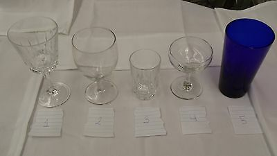 Restaurant Glasses (Price Drop)