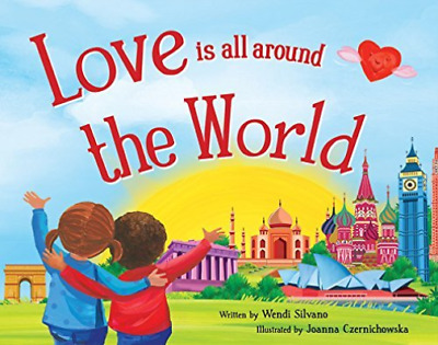 Silvano Wendi/ Czernichowsk...-Love Is All Around The Worl (US IMPORT)  BOOK NEW
