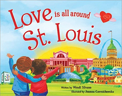Silvano Wendi/ Czernichowsk...-Love Is All Around St. Lou (US IMPORT)  HBOOK NEW