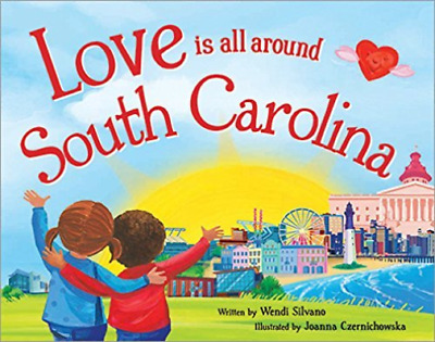 Silvano Wendi/ Czernichowsk...-Love Is All Around South Ca (US IMPORT)  BOOK NEW