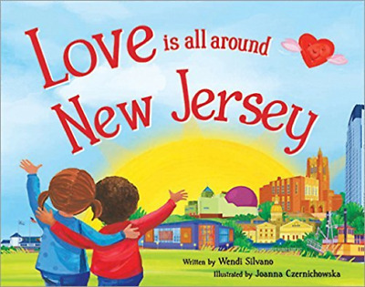Silvano Wendi/ Czernichowsk...-Love Is All Around New Jers (US IMPORT)  BOOK NEW