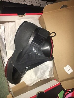 222a471fcab 2004 Nike Air Jordan 19 XIX Retro CDP Bred Size 12 332549-001 Black red