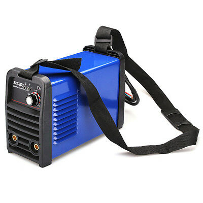 220V IGBT MMA ARC Stick Rod Mini Welder Machine FREE SHIPPING FROM CHINA