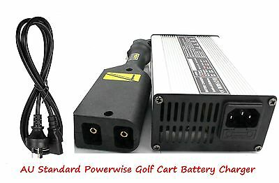 AU 48V/6A EZGO Powerwise Golf Cart Battery Charger EZ-GO TXT Club Car DS TXT New