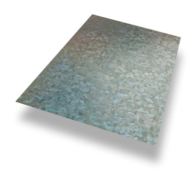 Cheapest Galvanised Steel Sheet  0.9,1.2,1.5,2.0,3.0mm  All sizes - free cutting