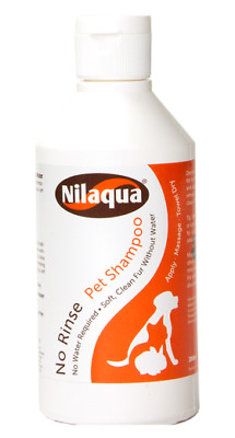 Nilaqua Towel-Off Pet Shampoo Mulberry 200ml