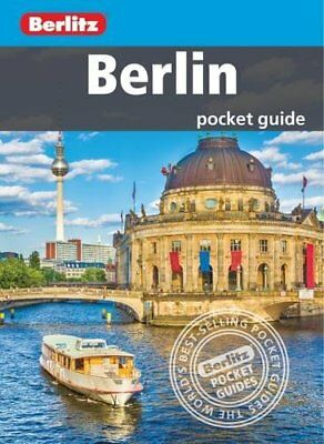 Berlitz Pocket Guide Berlin (Berlitz Pocket Guides), Berlitz, New Book