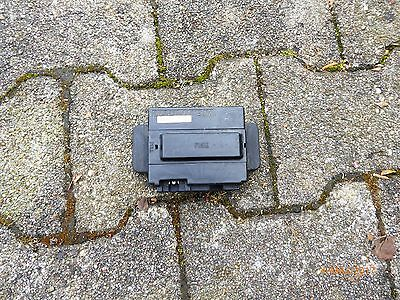Kawasaki GPZ 500S Junction Box , Sicherungskasten