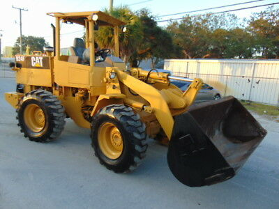 "Cat 924F Turbo Articulated ""wheel Loader"" 2 Yard Bucket -"
