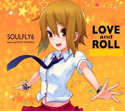 Doujin Doujinshi K-On Love and Roll by Soulfly Ritsu centric 24 pages