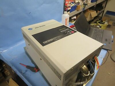 Allen Bradley type 1336 PLUS Sensorless Vector with RFI Filter