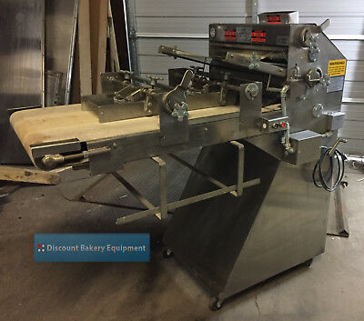 Acme Stainless Steel Rol - Sheeter Model 88