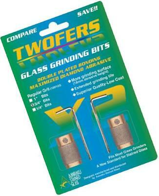 grinding bit 3/4 inch twofers stained glass mosaic supplies