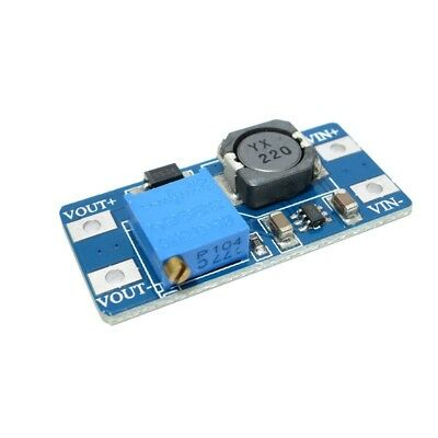 2V-24V 2A MAX MT3608 DC-DC Step Up Power Apply Module Booster Power Module