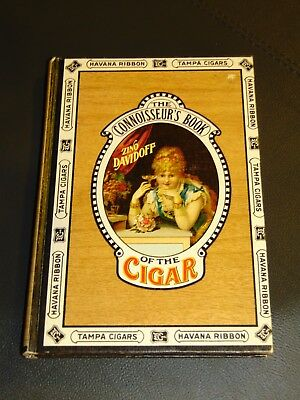 The Connoisseur's Book Of The Cigar by Zino Davidoff hardcover book, 1st edition