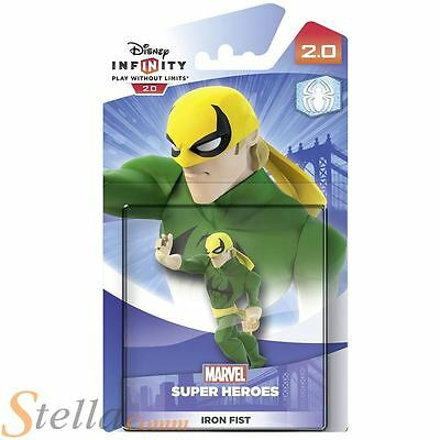 Disney Infinity 2.0 IRON FIST MARVEL Avengers Superhéroe Figuritas PS3 XBOX 360