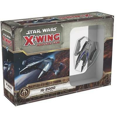 star wars x-wing miniatures game : IG-2000 Expansion Pack