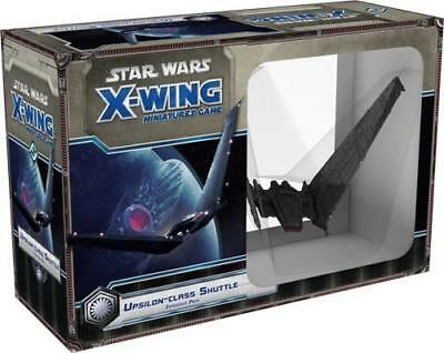 star wars x-wing miniatures game : Upsilon-class Shuttle Expansion Pack