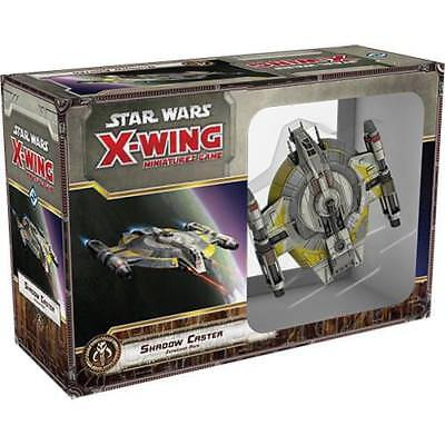 star wars x-wing miniatures game : Shadow Caster Expansion Pack