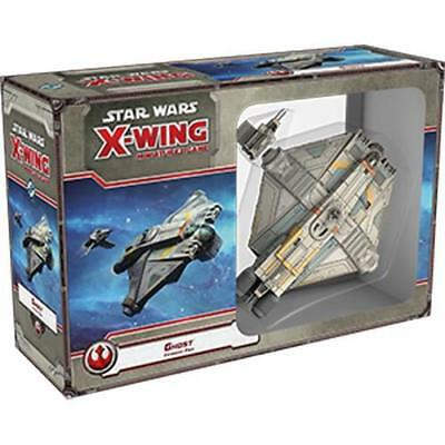 star wars x-wing miniatures game : Ghost Expansion Pack