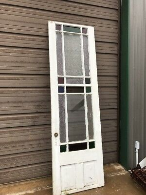AN 424 antique queen AN door 31 x 1 01.5