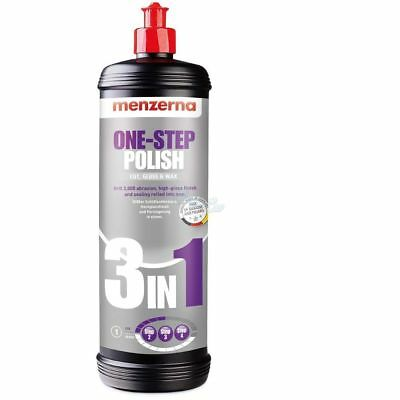 Menzerna One-Step Polish 3 in 1 - 1 Litre
