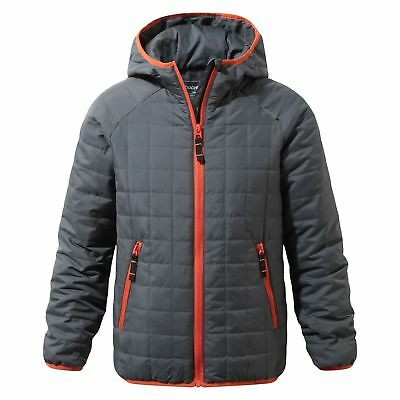 Craghoppers Bruni Jacket Boys Insulated with stuff sack