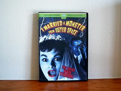 I Married a Monster from Outer Space DVD 1958 NR Black & White