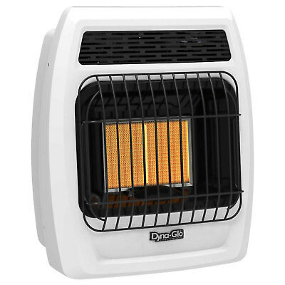 Dyna-Glo IRSS12LPT-2P Liquid Propane Infrared Vent Free Thermostatic Heater,