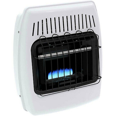 Dyna-Glo BF10NMDG Natural Gas Blue Flame Vent Free Heater, 10,000 BTU, Lot of 1