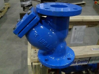 ZURN Wilkins 3-FSCDOM Coated Wye strainer