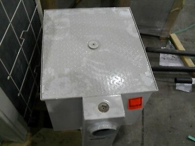Zurn P1170-700-4IP 700# Acid Resistant Grease Trap 35 gpm