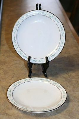 """Corning - Centura - SPRINGHILL - 6 3/8"""" Bread and Butter Plates (3)"""