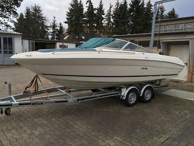 Sea Ray 210 BR Signature Motorboot, Sportboot, Gebrauchtboot