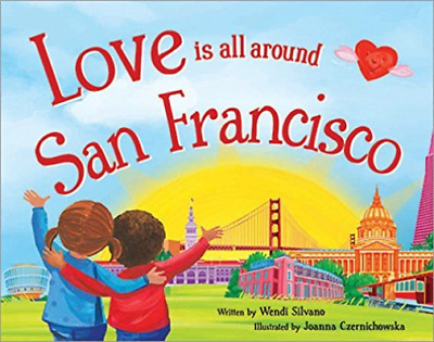 Silvano Wendi/ Czernichowsk...-Love Is All Around San Fra (US IMPORT)  HBOOK NEW